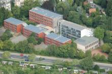 Couven . Luftbild Dahmann 1008