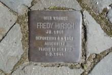 Hirsch_Stolperstein